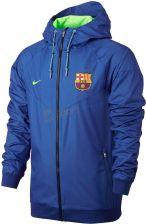 Nike Kurtka Męska Fc Barcelona Windrunner Niebieska 810302480 08274605cb8