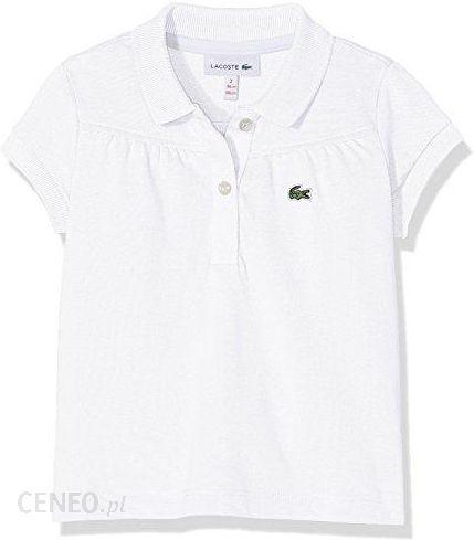 939722e4f Amazon Lacoste dziewczęca koszulka polo, kolor: biały - Ceny i ...
