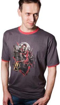 5d6343f78 Good Loot Koszulka Marvel Infinity War Avengers M