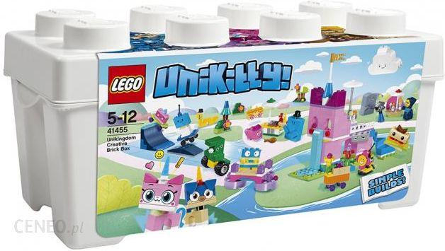 Klocki Lego Unikitty Kreatywne Pudełko Z Klockami 41455 Ceny I