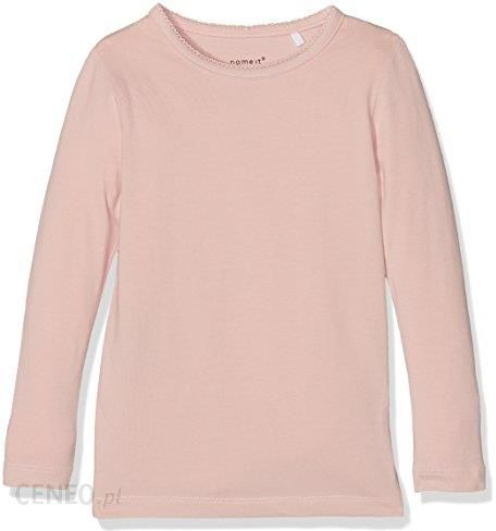 ca21e0dbb Amazon Name it Mädchen koszulka z długim rękawem nkfviola LS Slim Top noos  - - zdjęcie