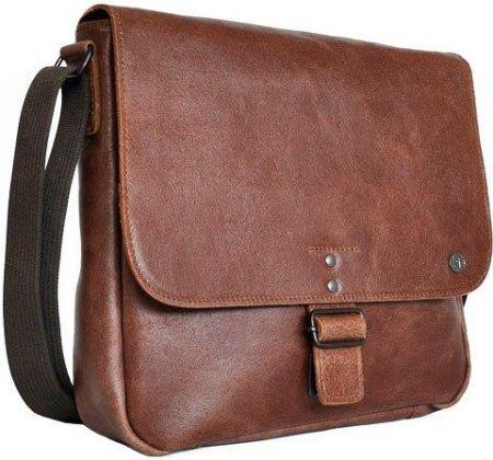 149108c22866c Skórzana torba   teczka na laptopa 15 2JUS by DAAG Stone 1 koniakowa ...