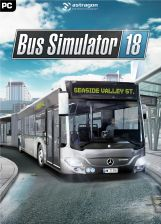 Bus Simulator 2018 (Gra Pc)