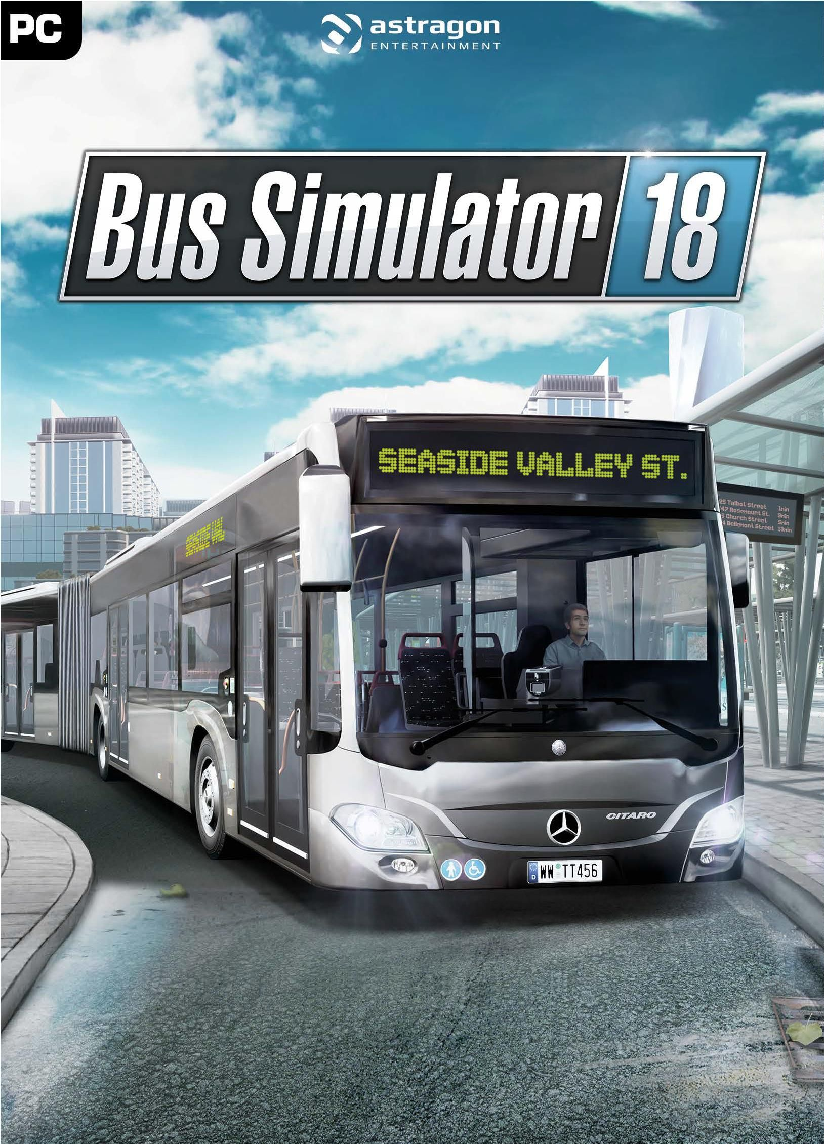 Bus Simulator 2018 Gra Pc Od 86 00 Zł Ceneo Pl