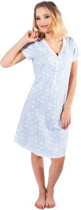 bf677255121e4f Koszula Nocna Piżama Do Karmienia Koszulka M Allegro