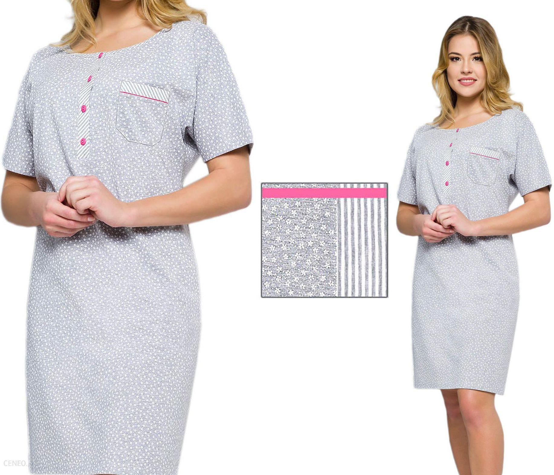 af6c9c5fd58f82 Regina Koszula nocna 315 różowy XL - Ceny i opinie - Ceneo.pl