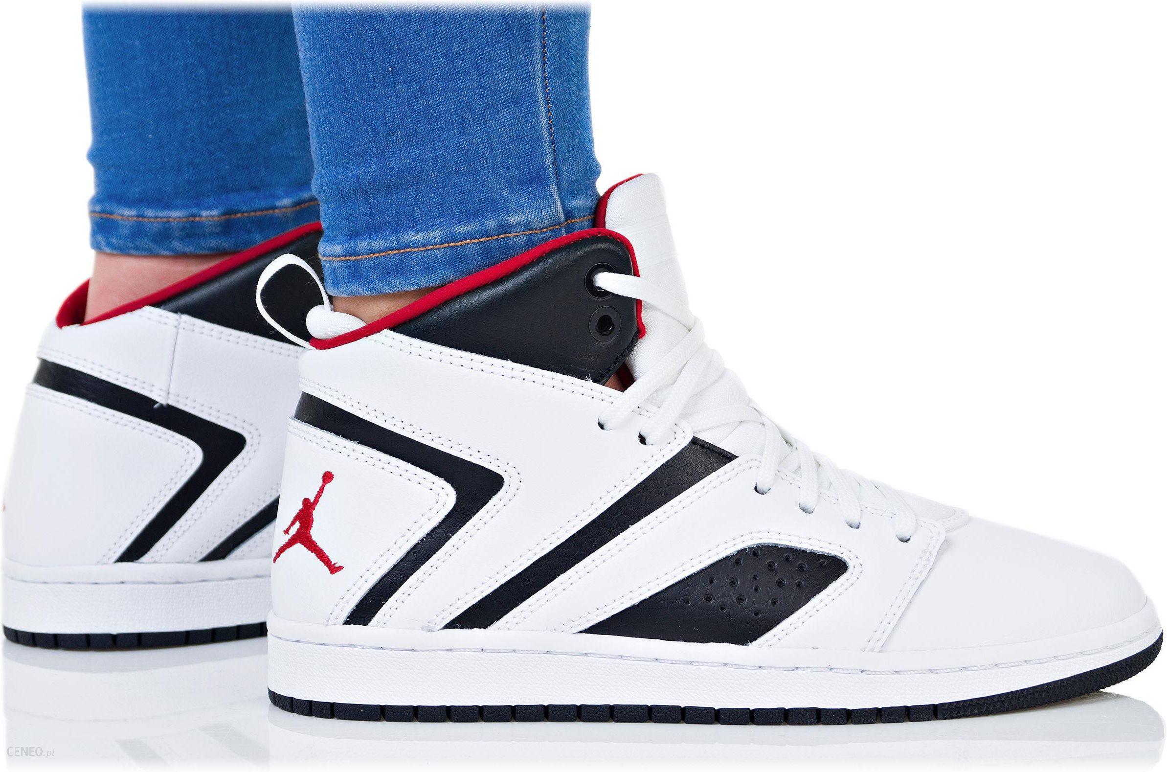 Buty Nike Jordan Flight Legend Bg AA2527 112 Białe Ceny i opinie Ceneo.pl