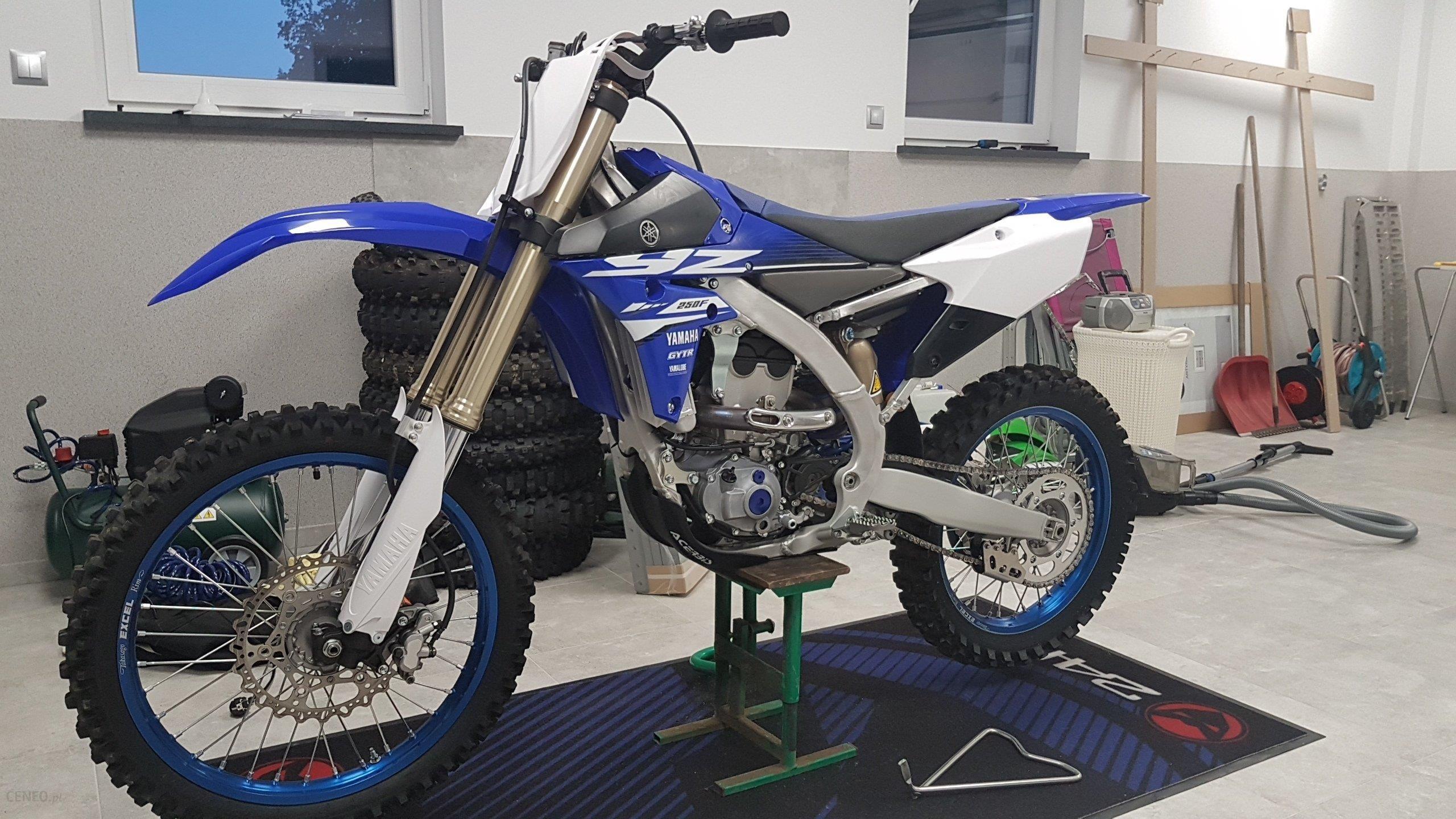 Yamaha Yz 250 F Yzf Yz250f Nowa 2018rok Opinie I Ceny Na Ceneo Pl