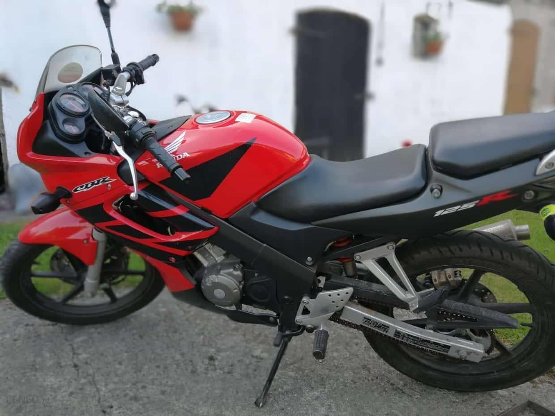 Sprzedam Motocykl Honda Cbr 125 R Opinie I Ceny Na Ceneo Pl