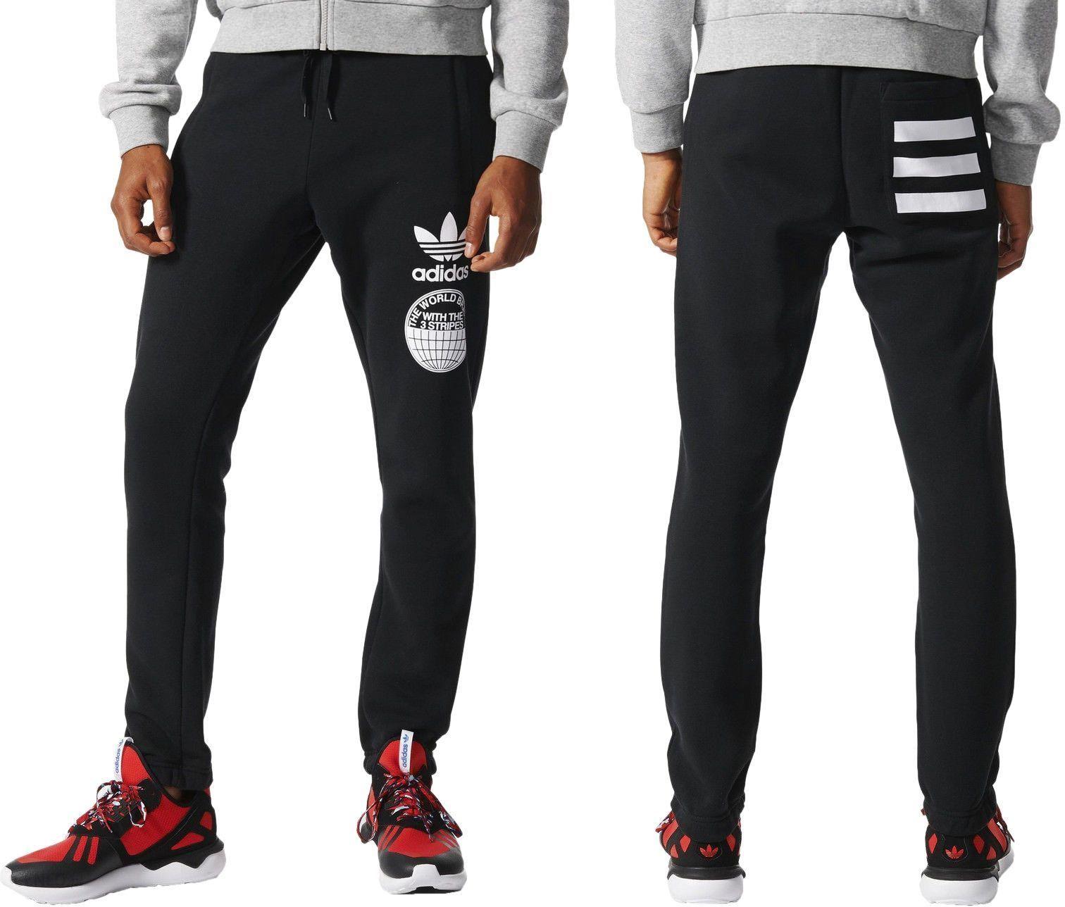 sportowa odzież sportowa buty jesienne najlepsza moda Adidas Originals Spodnie Dresowe Dresy Męskie Xs - Ceny i opinie - Ceneo.pl