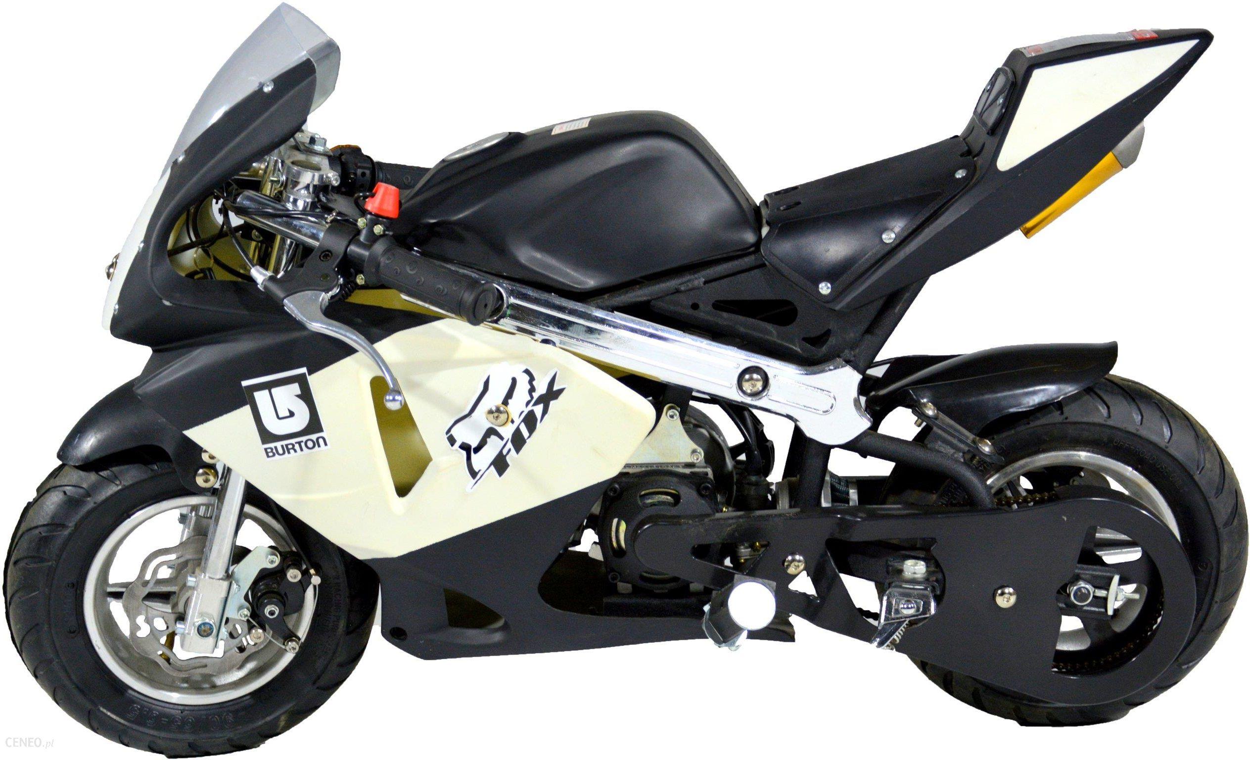 Najnowsze POCKET BIKE MINI ŚCIGACZ 50 MOTOR DLA DZIECKA - Opinie i ceny na GB61