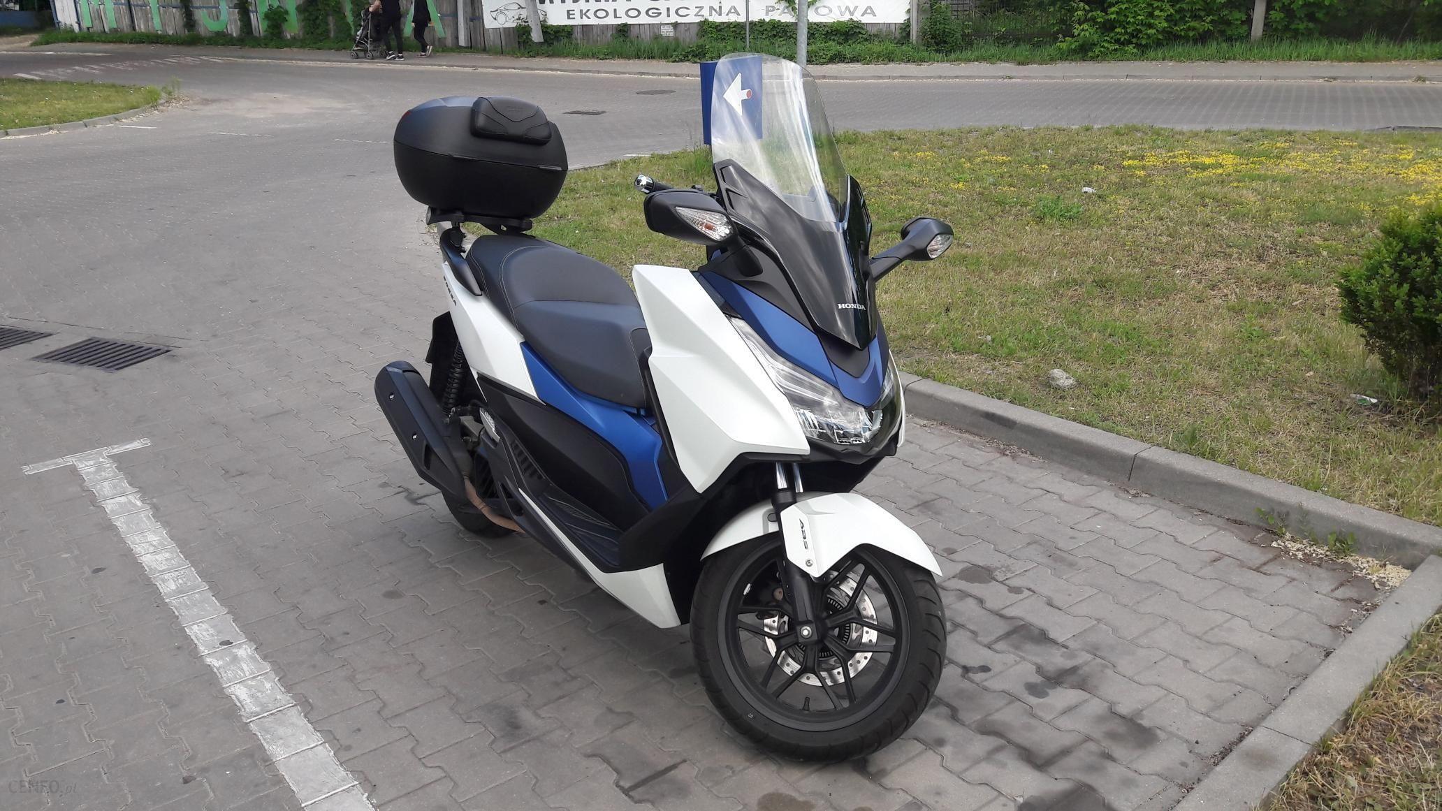Okazja Honda Forza 125 Jak Nowa Opinie I Ceny Na Ceneo Pl