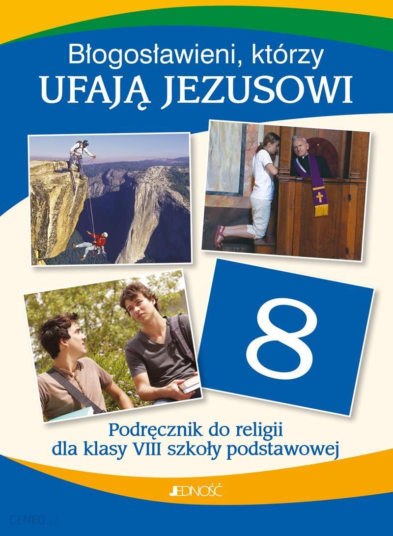 podręcznik do religii klasa 8 jedność