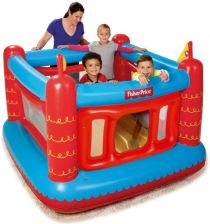 Bestway Zamek Fisher Price Do Zabawy 93504