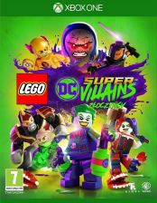 LEGO DC Super Villains (gra Xbox One)
