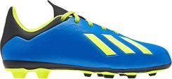 adidas Buty piłkarskie adidas X 18.4 FxG Jr DB2419