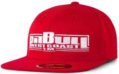 cb95d5e12cbac2 CZAPKA PIT BULL FULL CAP FLAT BOXING RED - Ceny i opinie - Ceneo.pl