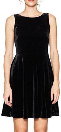 68d75d3bf0 Dresowa mini sukienka z kapturem MOE116 czarna - Ceny i opinie ...