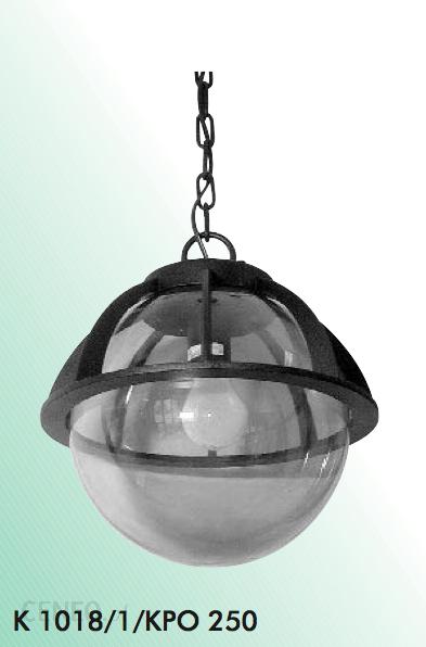 Su Ma Kule Z Koszykiem 250 Lampa Wisząca K10181kpo250