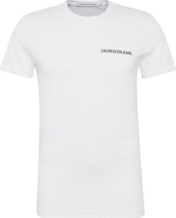 776438abf Calvin Klein Jeans Koszulka 'SMALL INSTIT LOGO CHEST ...