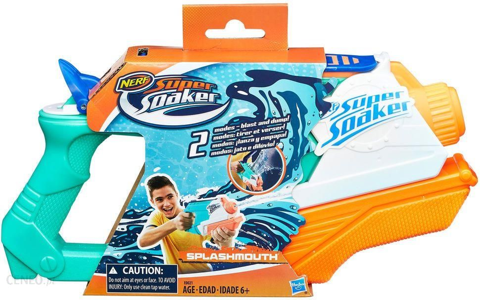 Hasbro NERF Super Soaker Soakzooka