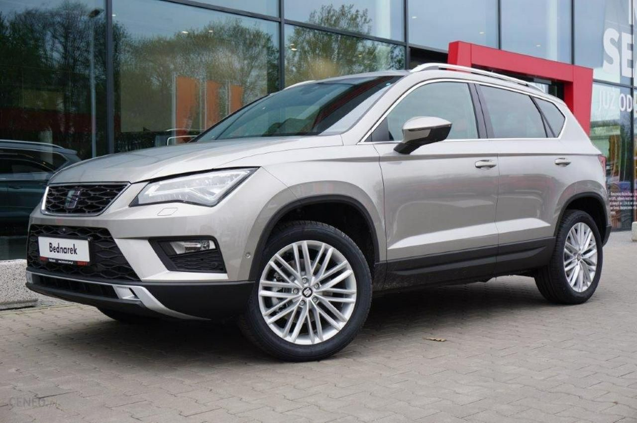 seat ateca 2017 190km suv be owy opinie i ceny na. Black Bedroom Furniture Sets. Home Design Ideas