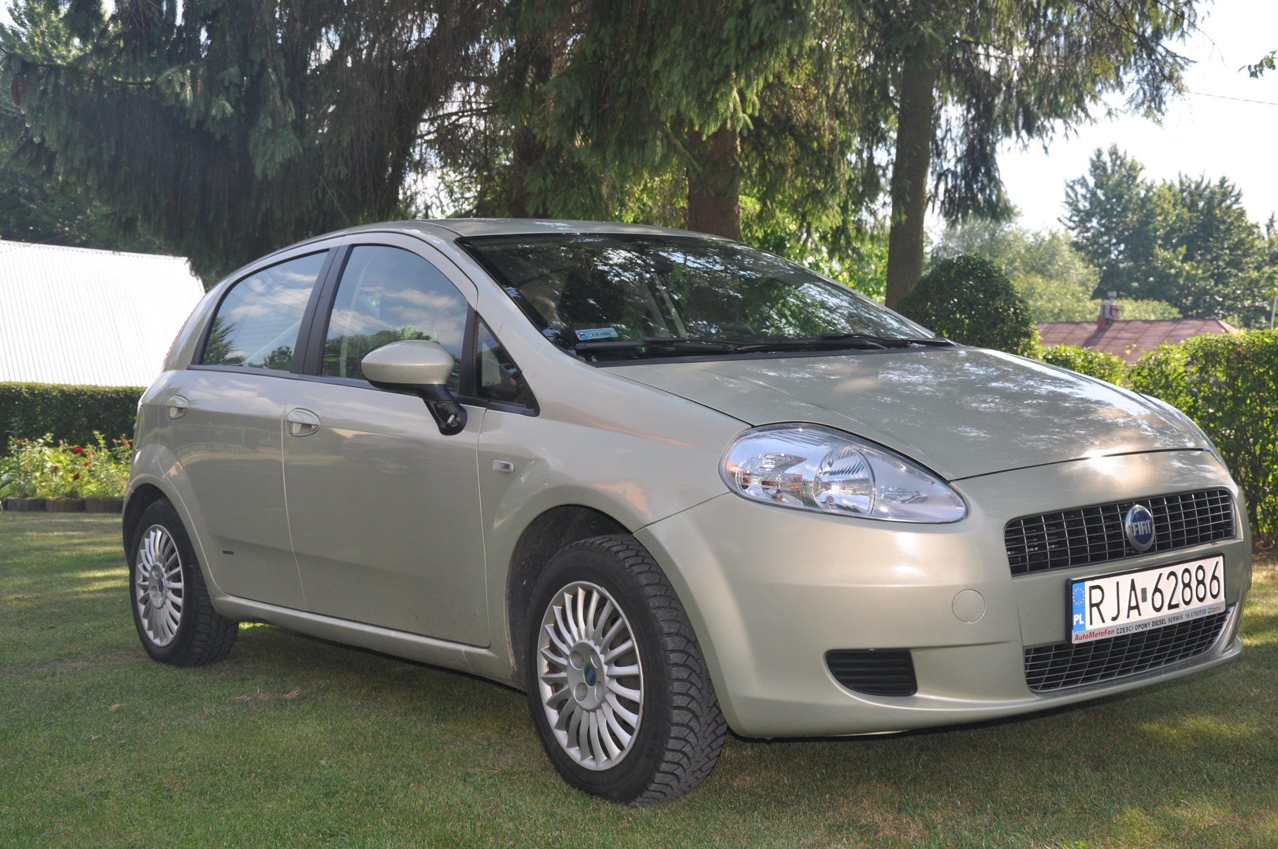 Fiat Punto Ii Fl 2006 77km Hatchback Złoty Opinie I Ceny Na Ceneopl