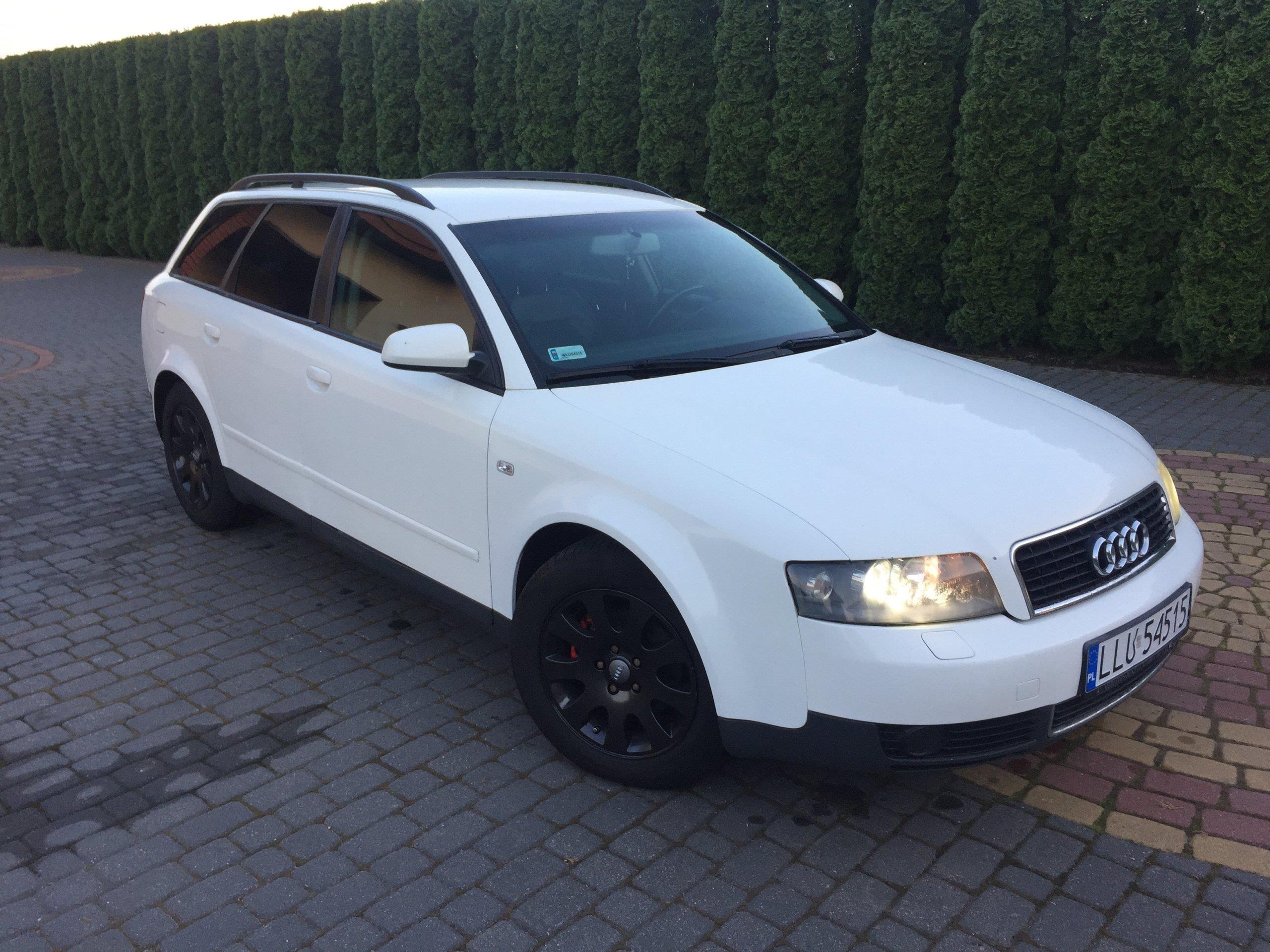 Audi A4 B6 2004 131km Kombi Biały Opinie I Ceny Na Ceneopl