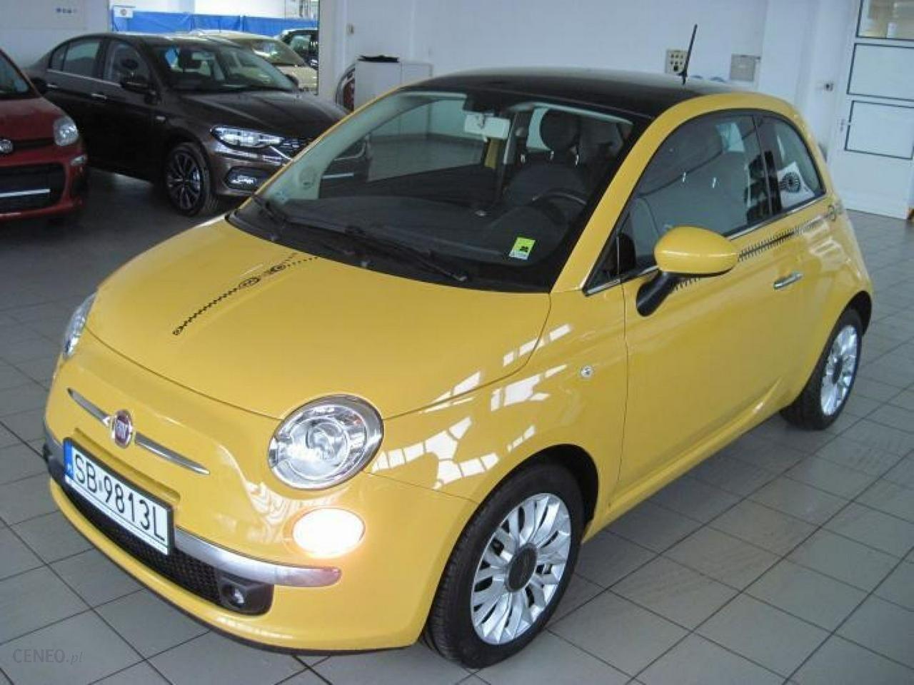 W superbly Fiat 500 2014 95KM Sedan Żółty - Opinie i ceny na Ceneo.pl JM43