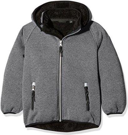 Amazon Name it chłopcy kurtka przeciwdeszczowa nitbeta Softshell TED Jacket  Grey NMT FO c3d22d6e642