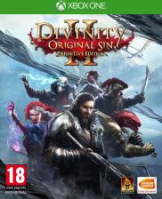 Divinity Original Sin 2 Definitive Edition (gra Xbox One)