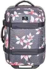 1a5f06d219125 Walizka na kółkach Wheelie 30L Roxy (charcoal heather flower field)