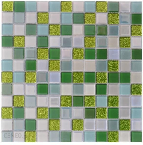 Castorama Mozaika Castro 30x30 Verde Opinie I Ceny Na Ceneopl