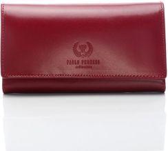 6b49ae825e810 Ekskluzywny portfel damski skórzany Paolo Peruzzi 008pp - Ceny i ...