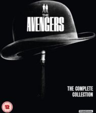 The Avengers Complete Collection [39DVD]
