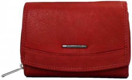c8b6f90c4052b Wyjątkowy portfel damski ze skóry naturalnej marki Bellugio