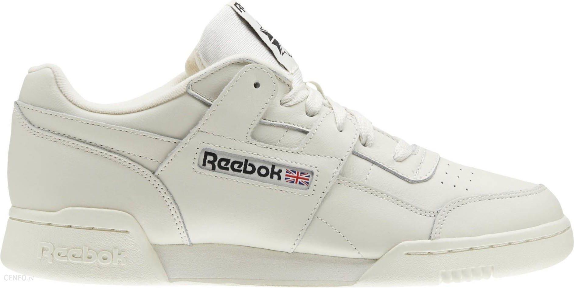 Reebok Buty Workout Plus CN2126 WhiteCarbonRedRoyal