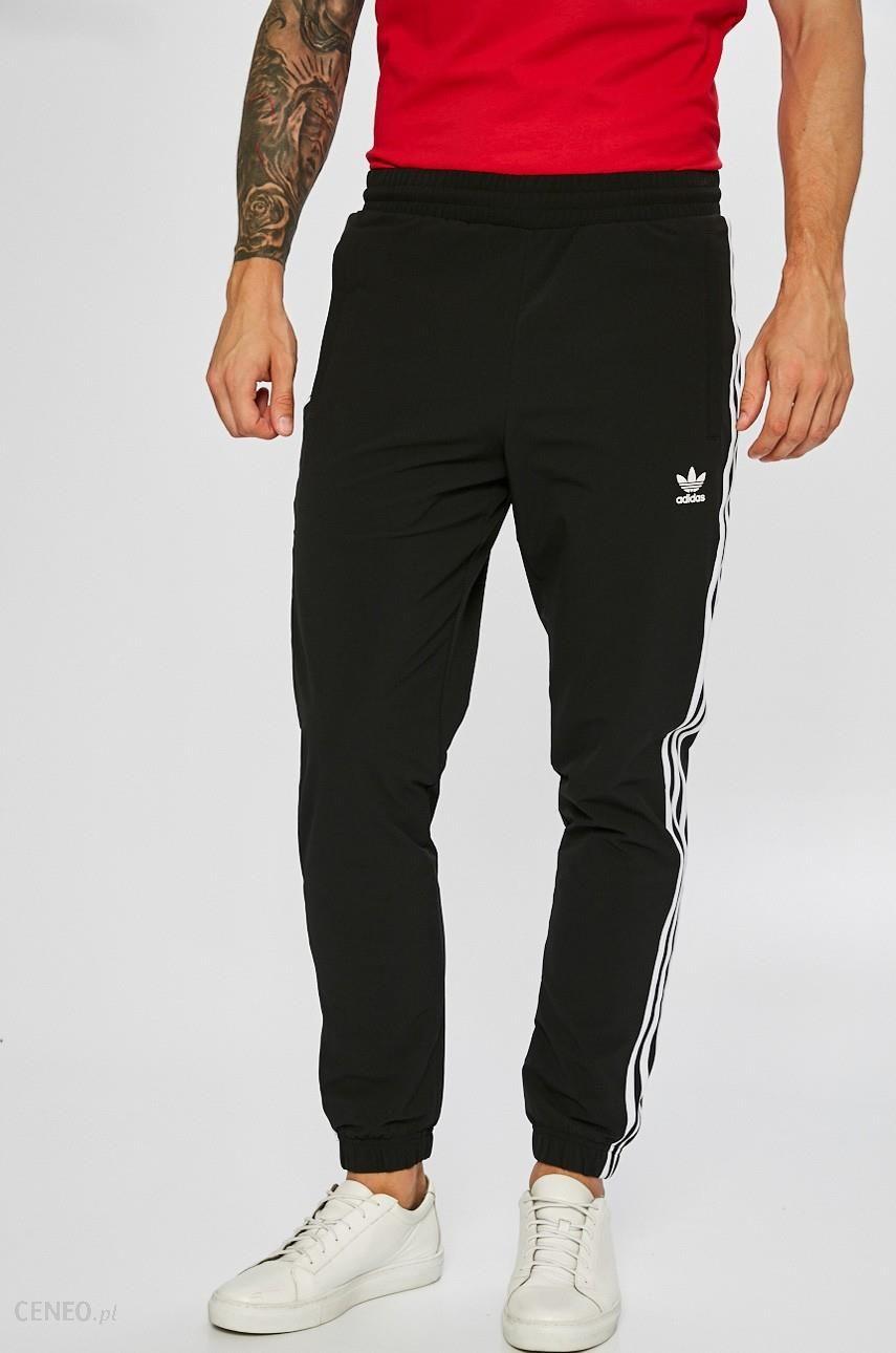 Adidas Originals Spodnie treningowe washed blue Ceny i opinie Ceneo.pl