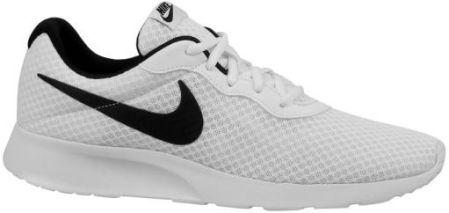 Nike tanjun 812654 101 białe buty męskie 2018 Galeria