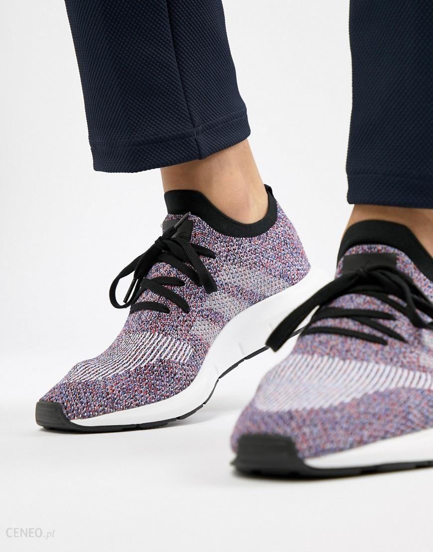 Adidas Originals Swift Run Primeknit Trainers In Purple CQ2896 Purple Ceneo.pl