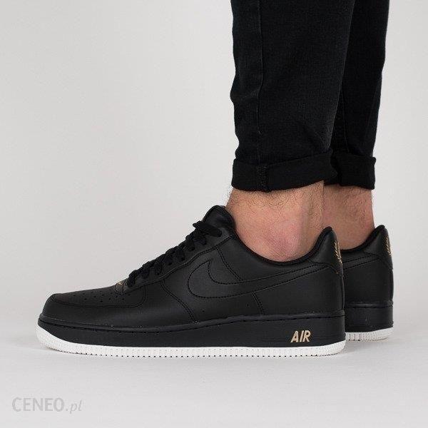 dobrze znany zawsze popularny Gdzie mogę kupić Buty męskie sneakersy Nike Air Force 1 07 AA4083 014 - czarny/szary - Ceny  i opinie - Ceneo.pl