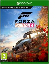 Forza Horizon 4 (Gra Xbox One)