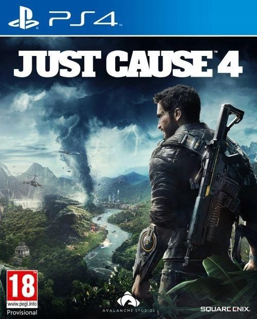 Just Cause 4 Gra Ps4 Ceny I Opinie Ceneo Pl