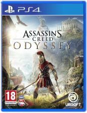 Assassin'S Creed: Odyssey (Gra PS4)