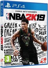 Nba 2K19 Giannis Antetokounmpo (Gra PS4)