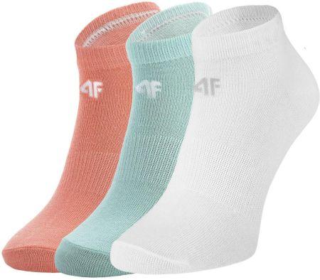 f2313d2ff0ebe1 Skarpety 4f W 2pak H4L17-SOD006 biało-zielone, miętowe 39-42 - Ceny ...