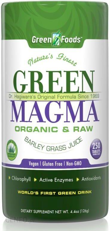 młody zielony jęczmień jak zażywać