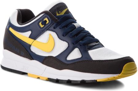 differently 591d6 14bb9 Buty NIKE - Air Span II AH8047 401 Midnight Navy Tour Yellow eobuwie