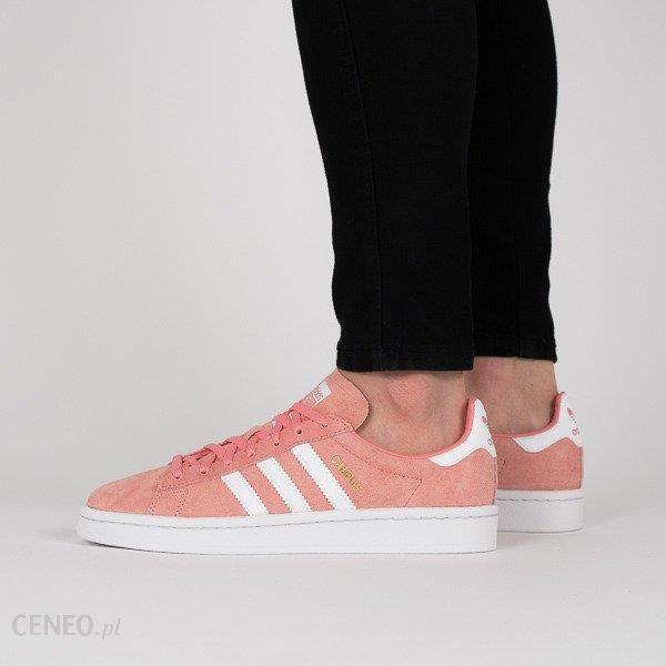 8a46889ff6eea7 Buty damskie sneakersy adidas Originals Campus W B41939 - RÓŻOWY - zdjęcie 1