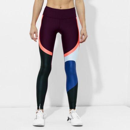 5a5895bf806f Nike Performance PRO HYPERCOOL Legginsy action green white - Ceny i ...